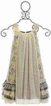 Isobella and Chloe Lace Dress Parisian Chic