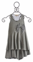 Isobella and Chloe Misty Heather Girls Dress