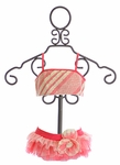 Isobella and Chloe Popsicle Kisses Girls Two Piece Suit