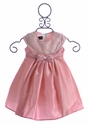 Isobella and Chloe Princess Pink Girls Birthday Dress