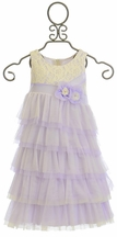 Isobella and Chloe Tulle Dress Fairy Princess