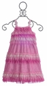 Isobella & Chloe Bon Voyage Girls Tulle Dress (Size 5 & 7)