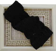 Jak and Peppar Ankle Sweaters Black