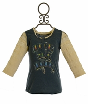 Jak and Peppar Better Together Girls Top