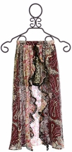 Jak and Peppar Earth Wind and Fire Maxi Skirt