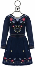 Jak and Peppar Endless Love Dress for Girls