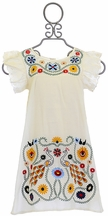 Jak and Peppar Flower Child Dress (2T,6,6X,12)