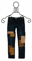 Jak and Peppar Good Ole Jeans for Girls (2T,4T,5,16)