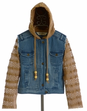 Jak and Peppar Hickman Jacket for Tweens (Size 14)