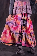 Jak and Peppar Tie Dye Maxi Woodstock