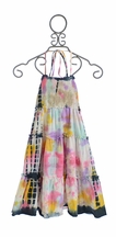 Jak and Peppar Tween Woodstock Maxi Skirt in Tie Dye (Size 12)