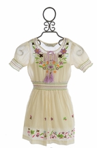 Jak and Peppar Vanilla Endless Love Dress (3T,7,8)