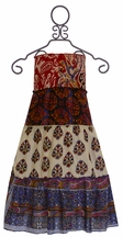 Jak and Peppar Woodstock Maxi Skirt for Tweens