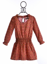 Jak & Peppar Red Hudson Tween Dress (Size 16)
