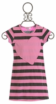 Joah Love Heart Dress for Girls (2 & 8)