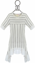 Joyfolie Daria Tunic Stripes (3T & 4T)