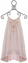 Joyfolie Meadow Dress Pale Pink