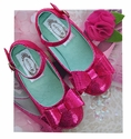 Joyfolie Miriam Shoes in Glitter Fuchsia