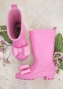 Joyfolie Molly Rainboots in Pink with Umbrella