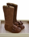 Joyfolie Sasha Girls Boots in Brown