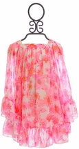 Kate Mack Bathing Suit Cover Up Dottie Daisy (6X & 7)