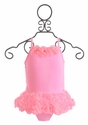Kate Mack Cirque De Soleil Pink Tankini for Infant and Toddler (12 Mos, 24 Mos)
