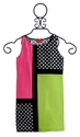 Kate Mack Color Block Girls Dress What is Hip