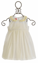Kate Mack Daisy Chain Dress for Girls