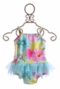 Kate Mack Dipped in Daisies Baby Girls Tankini