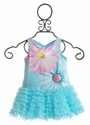 Kate Mack Dipped in Daisies Tutu Dress for Girls