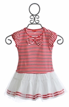 Kate Mack Eau So French Girls Tutu Dress (12Mos,18Mos,24Mos)
