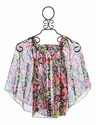 Kate Mack Feeling Groovy Chiffon Swimsuit Coverup
