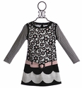 Kate Mack Girls Dress in Flower Print