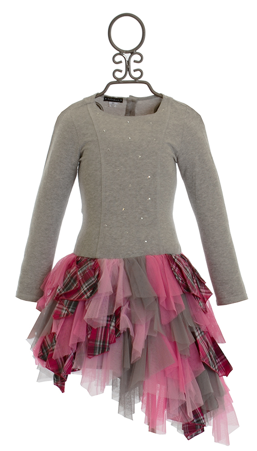 Kate Mack Girls Dress Material Girl