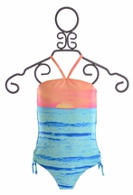 Kate Mack Girls Swim Tank Sunset Beach (4,5,14)