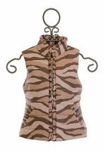 Kate Mack Heart of Gold Vest