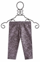 Kate Mack Infant Legging Lilac Lace Confections