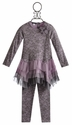 Kate Mack Lace Confections Tunic with Legging