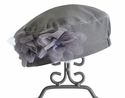 Kate Mack Lilac Girls Hat Lace Confections