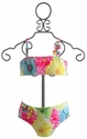 Kate Mack Little Girls Bikini Dipped in Daisies