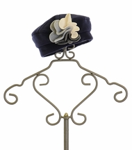 Kate Mack Navy Hat for Girls