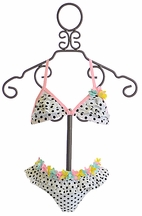 Kate Mack Poolside Posies Bikini for Girls