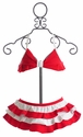 Kate Mack Red Regatta Girls Bikini