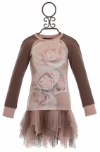 Kate Mack Rose Dress Heart of Gold