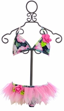 Kate Mack Seaside Bliss Bikini for Girls (5,6X,7)