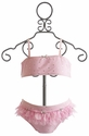 Kate Mack Silver Splash Infant Bikini