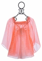 Kate Mack Tahitian Sunset Swim Coverup Chiffon