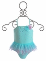 Kate Mack Tutu Girls Tankini Lovebirds