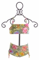 Kate Mack Two Piece Swimsuit Camo Flower