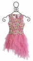 Kate Mack Up Up and Away Frilly Girls Dress